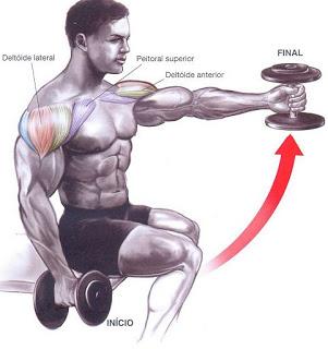 Exercicios deltoide