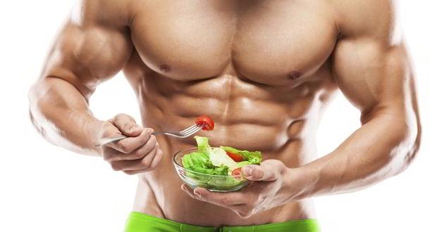 comer depois treino