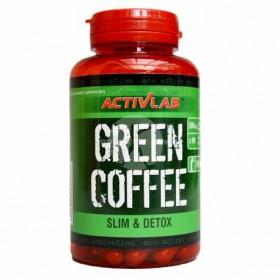 Green Coffee 90 Caps Café Verde Efeitos Activlab
