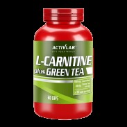 L-carnitine + Green Tea 60 caps Comprar Activlab