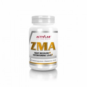 ZMA 90 caps Para Que Serve ActivLab - CorposFlex