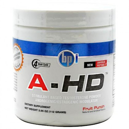 A-hd powder 112g BPI Sports