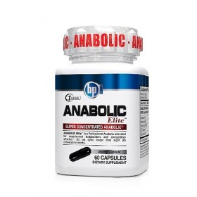 Anabolic Elite 60 caps 350mg efeito BPI Sports