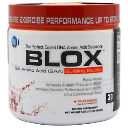 Blox 150g 30 doses aminoacidos bcaa BPI Sports