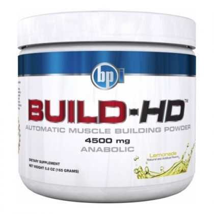 Build-HD 165g 30 servings BPI Sports