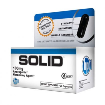 Solid 28 capsules BPI Sports