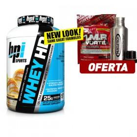 Whey-HD proteina 2436g BPI Sports