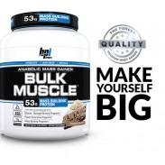 Bulk Muscle 2.6kg / 5.82 lbs BPI Sports