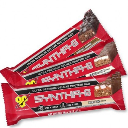Syntha-6 Deluxe protein bar 90g BSN