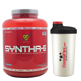 Syntha 6 2.27kg Proteína Whey BSN