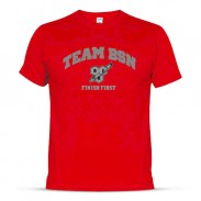 T-shirt team bsn finish first BSN