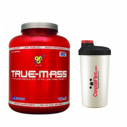 True Mass 2.6kg Gainer BSN