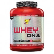 Whey DNA 1870g 55 servings protein series BSN