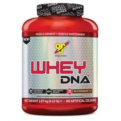 Whey DNA 1870g 55 doses proteina BSN