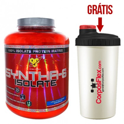 Syntha 6 Isolate 1820g / 4lbs BSN