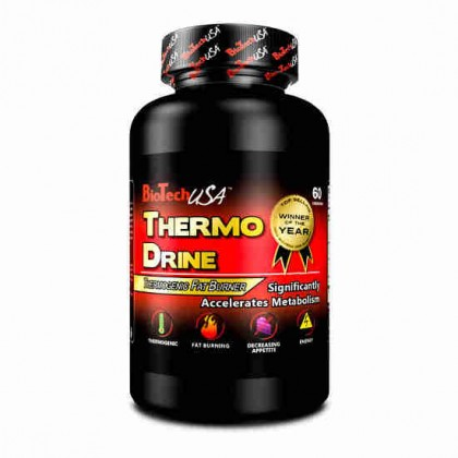 Thermo Drine Complex 60 caps Biotech Nutrition