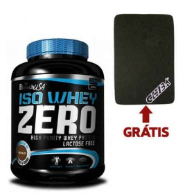 Iso Whey Zero 2270g BiotechUSA Nutrition
