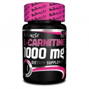 L-carnitine 1000mg 30 tabs Biotech Nutrition