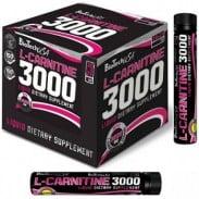 L-carnitine 3000 Ampola 25ml unidose Biotech