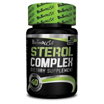 Sterol Complex 60 tabs Biotech Nutrition