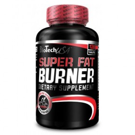 Super Fat Burner 120 tabs Biotech Nutrition