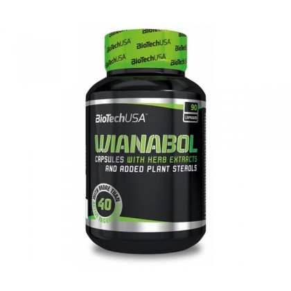Wianabol 90 caps Biotech Nutrition USA