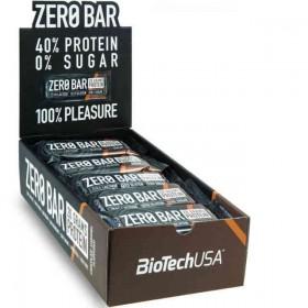 Zero Bar 50g Comprar Barra Proteica Biotech Nutrition