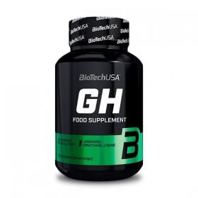 GH Hormone Regulator 120 caps Suplementos Biotech