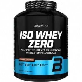 Iso Whey Zero 2270g 2.27kg Proteina Biotech USA