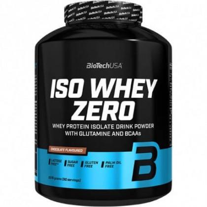Iso Whey Zero 2270g 2.27kg Protein Biotech USA