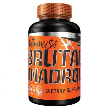 Anadrol 90 caps tomar suplemento Brutal