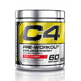 C4 390g 60 servings Cellucor