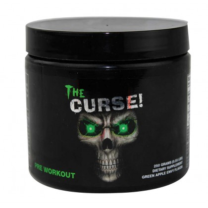 The Curse 250g 50 servings doses Cobra Labs