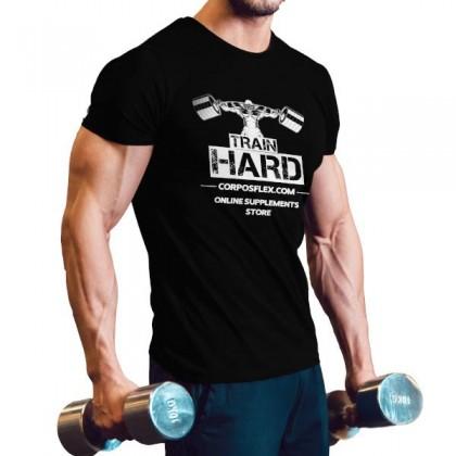T-shirt Train Hard Edição Limitada Exclusiva