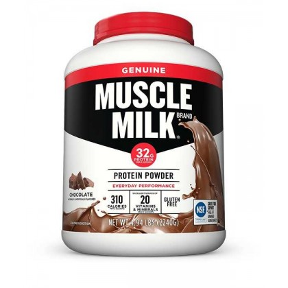 Muscle Milk 2000g 4 lb Proteina Cytosport