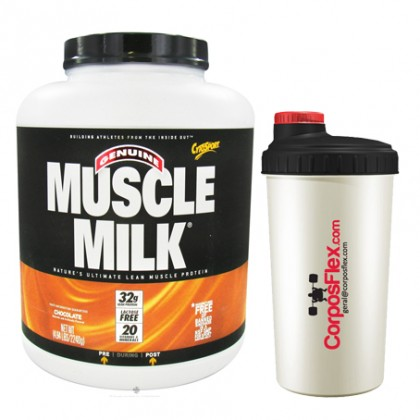Muscle Milk 2240g protein Cytosport