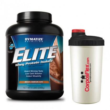 Elite Whey Protein 2268g 2.27kg Dymatize