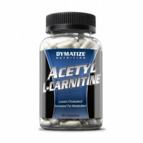 AcetylL L-Carnitine 90 caps Dymatize Nutrition
