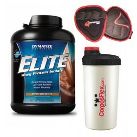 Elite 100% Whey Protein 2268g 2.27kg Dymatize