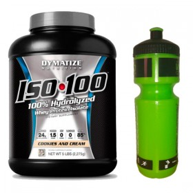 Iso 100 2.27kg whey protein Dymatize Nutrition