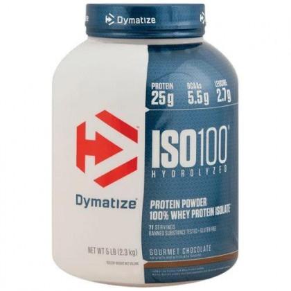 Iso 100 2.2kg Whey Isolada Hidrolisada Dymatize Nutrition