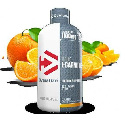 Liquid L-Carnitine1100 473ml Dymatize Nutrition