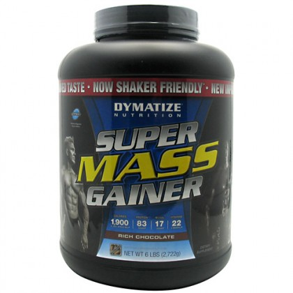 Super Mass Gainer 2.7kg Dymatize Nutrition