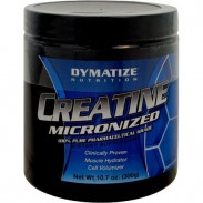 Creatine Micronized 300g Dymatize Nutrition
