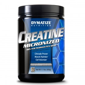 Creatine Micronized 500g Dymatize Nutrition