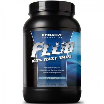 FLUD 1877g Waxy Maize Dymatize Nutrition