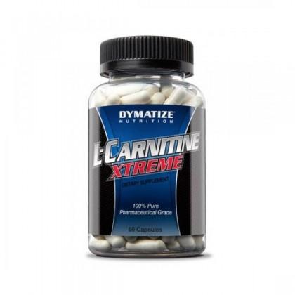 L-Carnitine Xtreme 60 caps Dymatize Nutrition