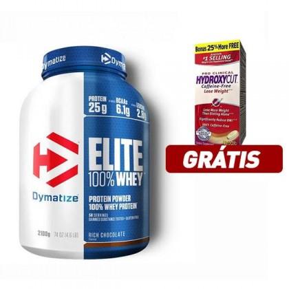 Elite 100 Whey Protein 2.27kg Proteina Dymatize