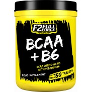 BCAA+B6 150 tabs aminoácidos Full Force