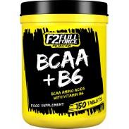 BCAA+B6 150 tabs aminoácidos Full Force